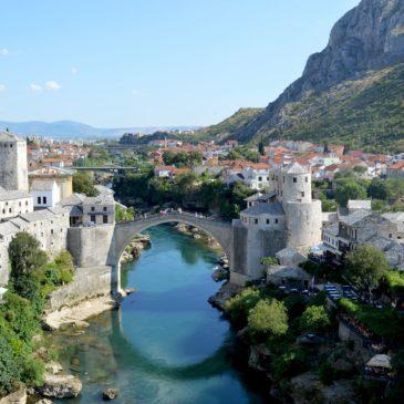 Mostar et Sarajevo : connaissez-vous les deux perles de la Bosnie ?
