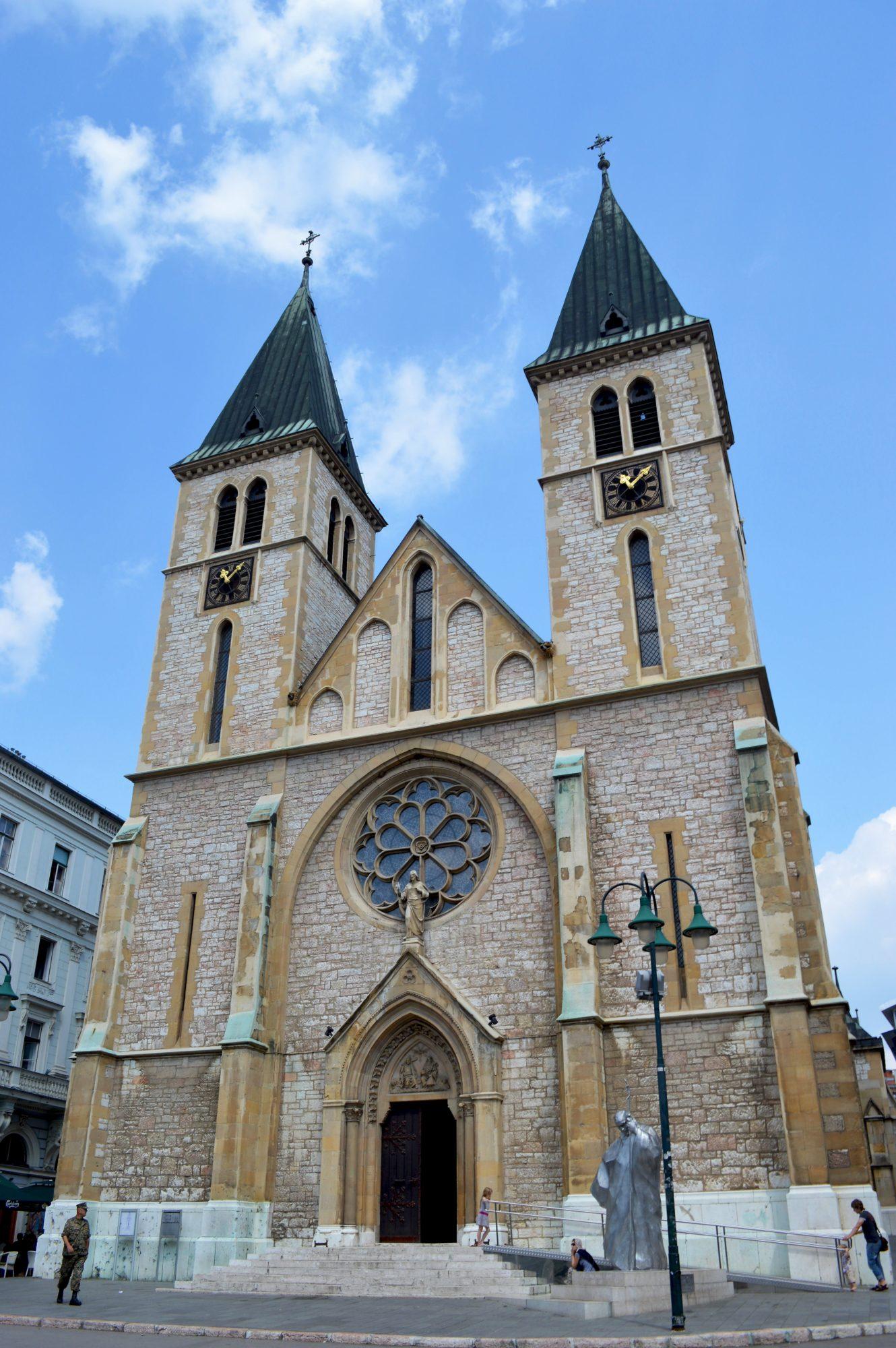 sarajevo-church