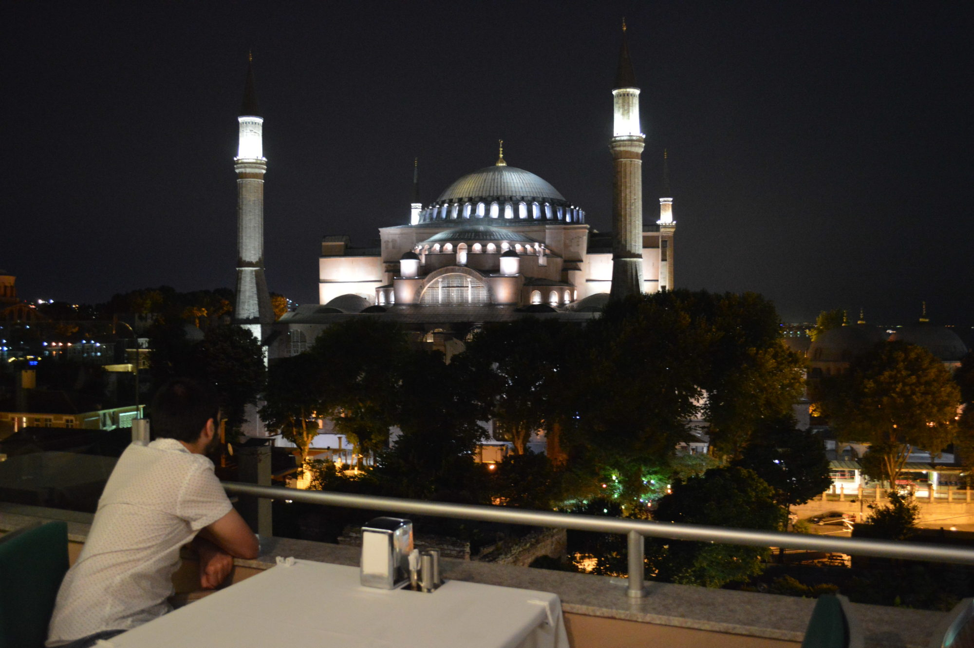 hagia-sophia-night