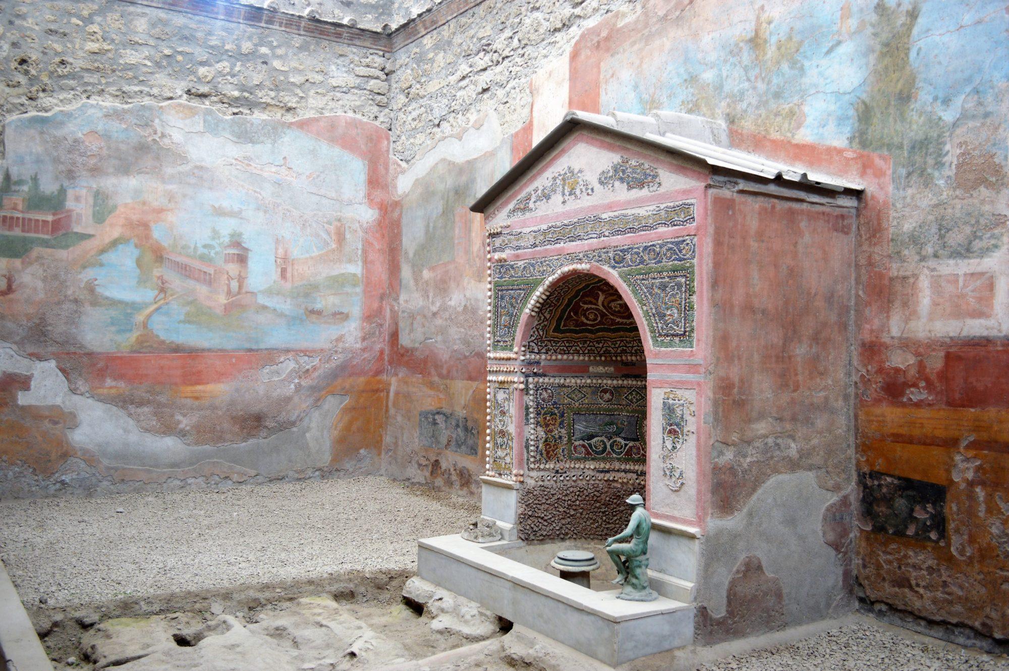 pompeii-fresco