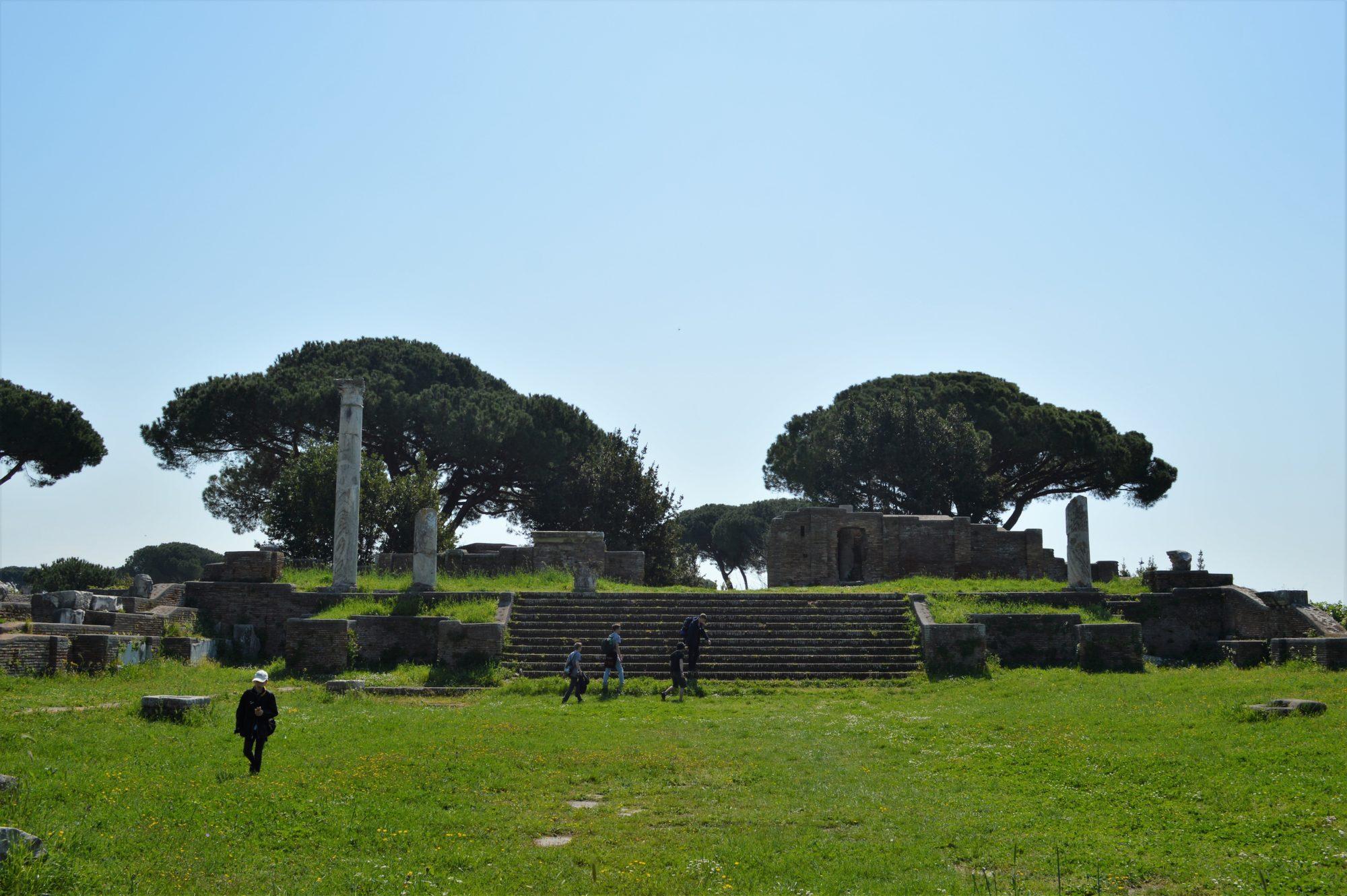 round-temple-ostia