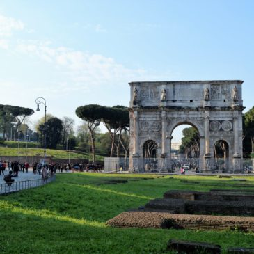 Les indispensables de Rome : la Rome antique (partie 1)