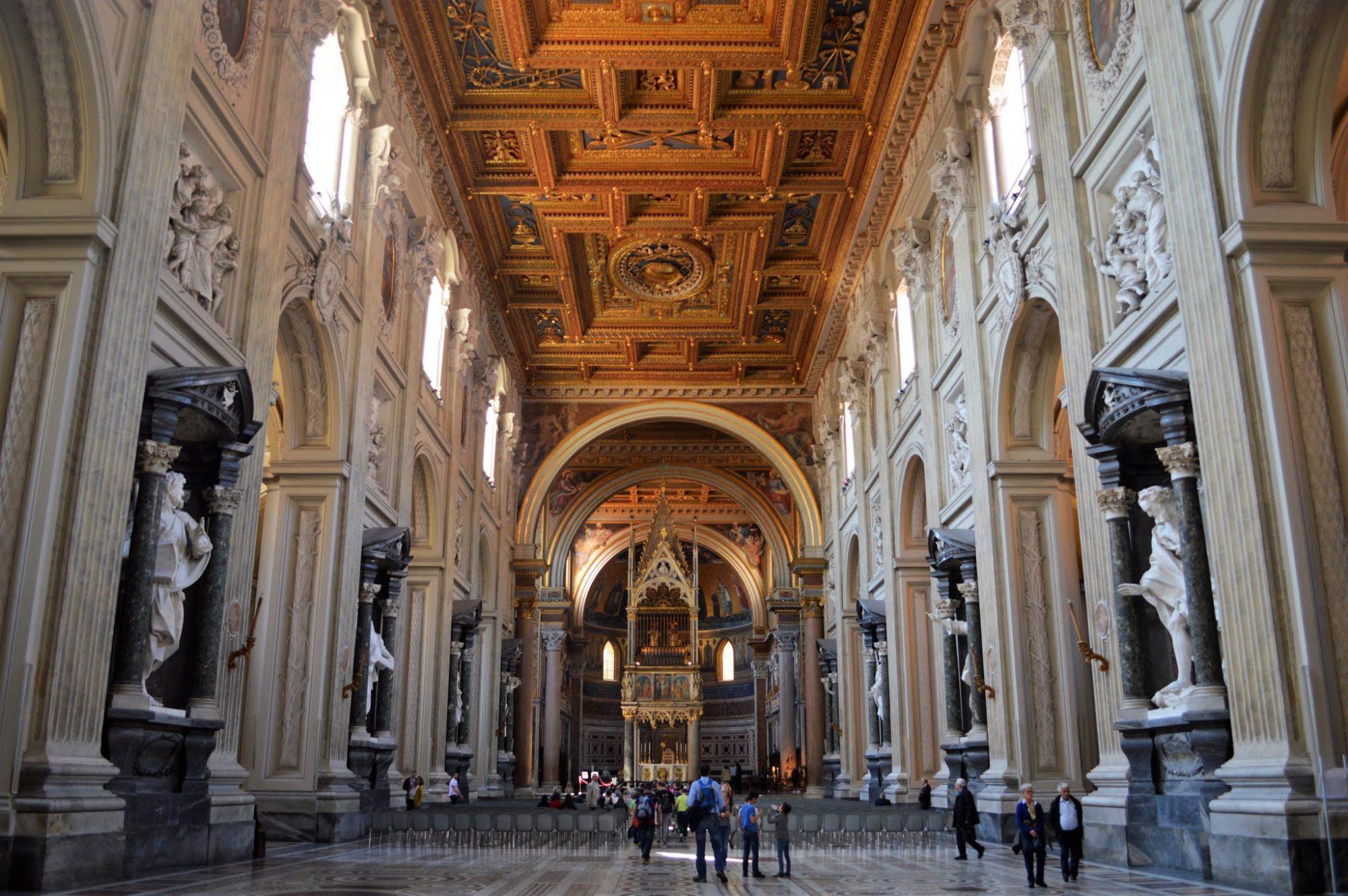st-john-lateran-interior-inside