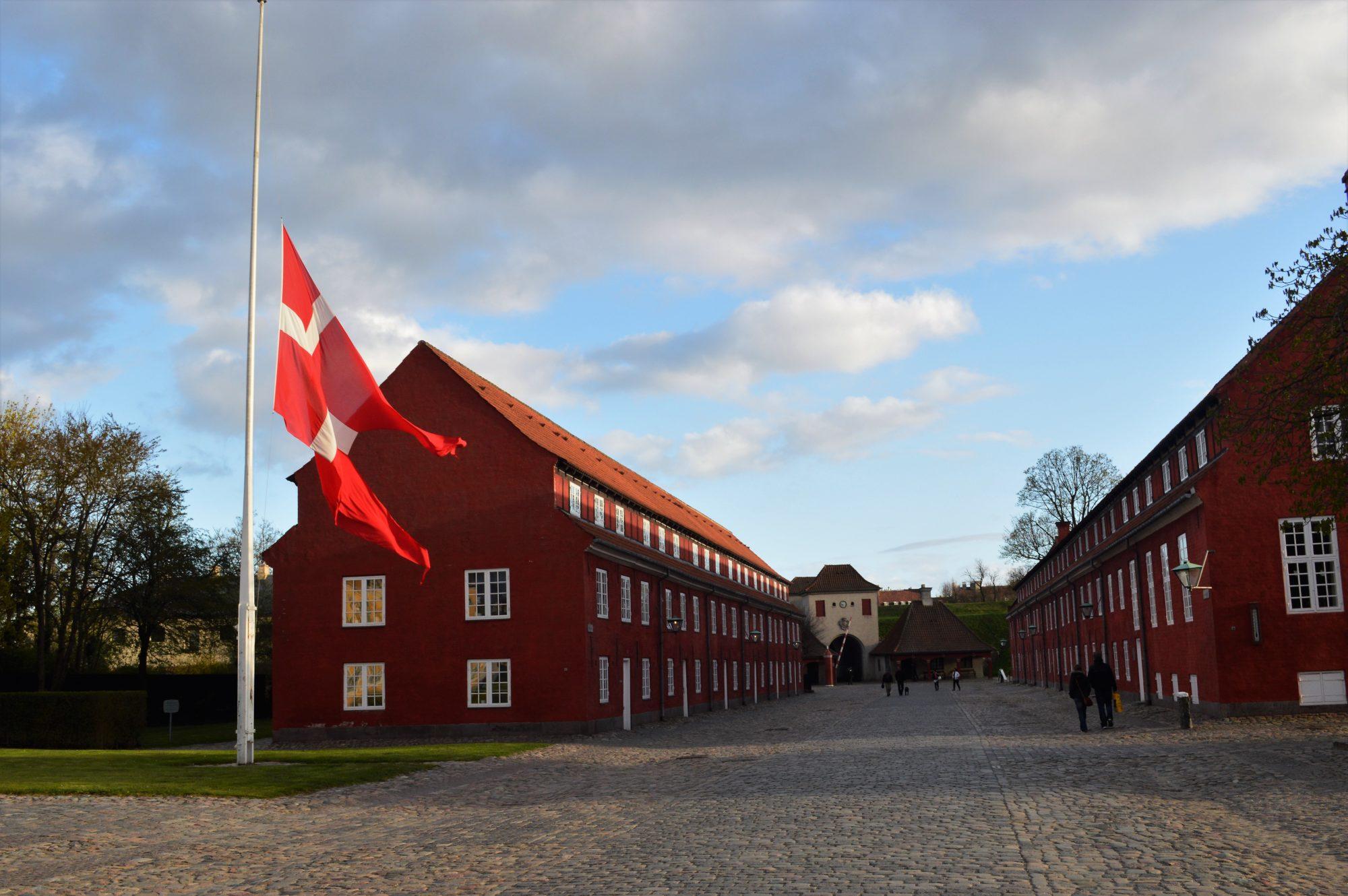 Kastellet-Copenhague