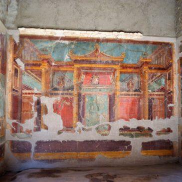 Oplontis et Herculaneum (Herculanum) : une petite étendue pour une grande révélation
