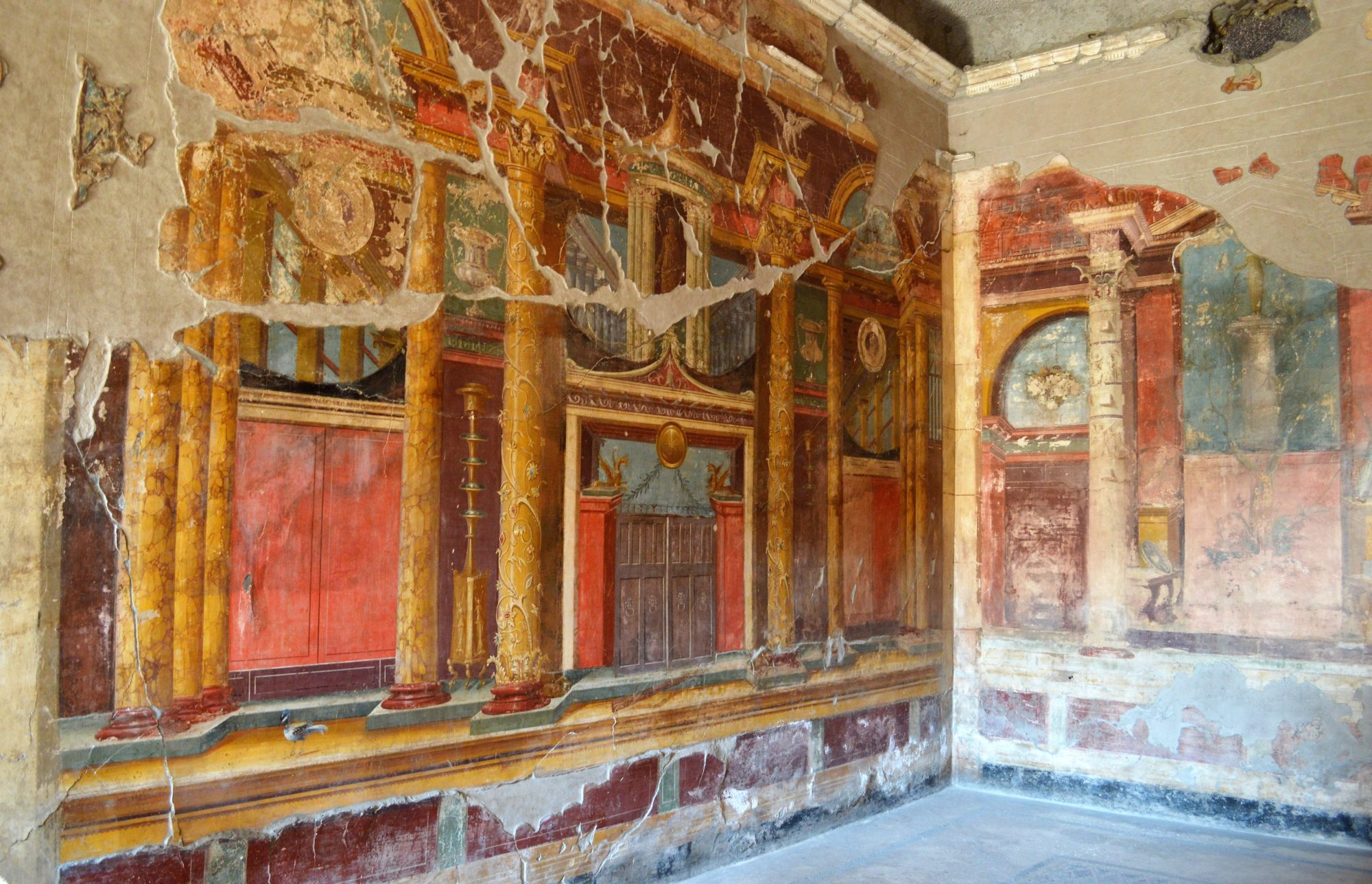 oplontis-frescos