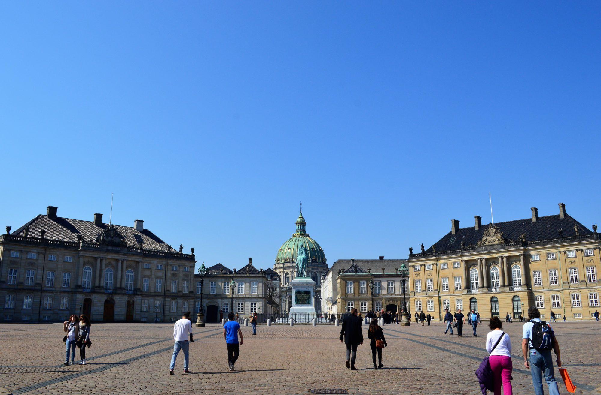 Copenhagen-Amalienborg
