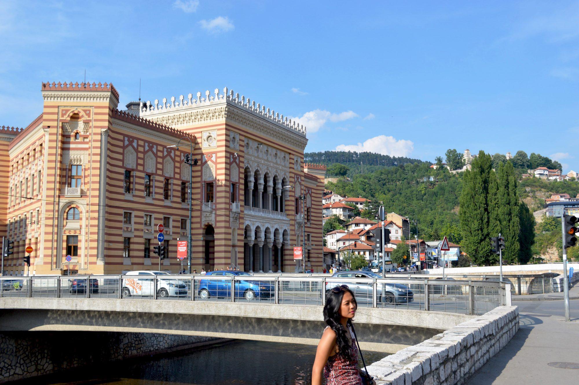 sarajevo-city-hall