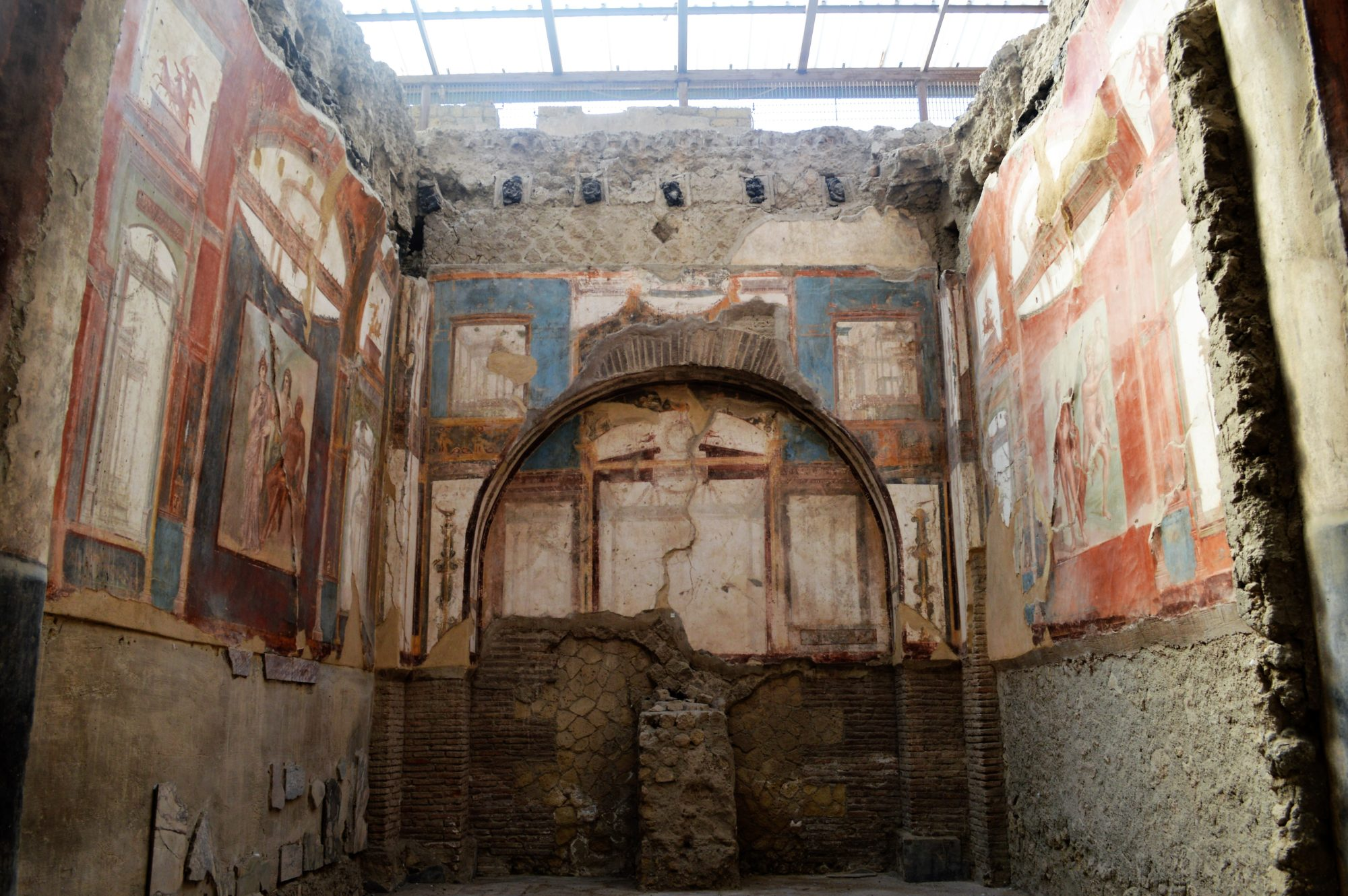 herculaneum-frescos