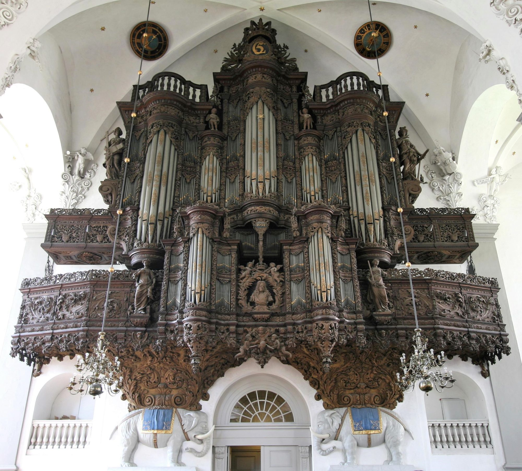 órgano-iglesia-Copenhague