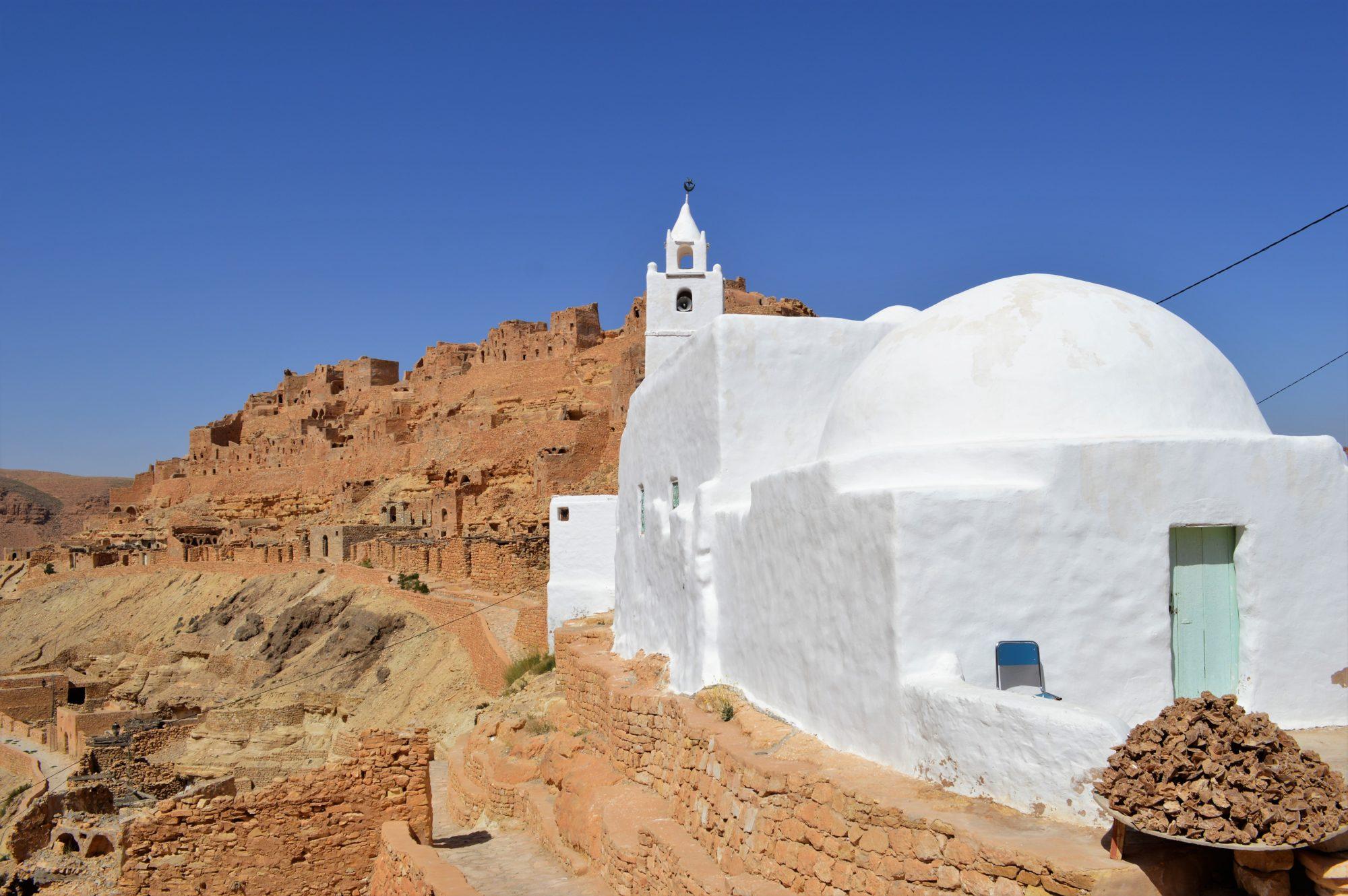 chenini mosque tunisie