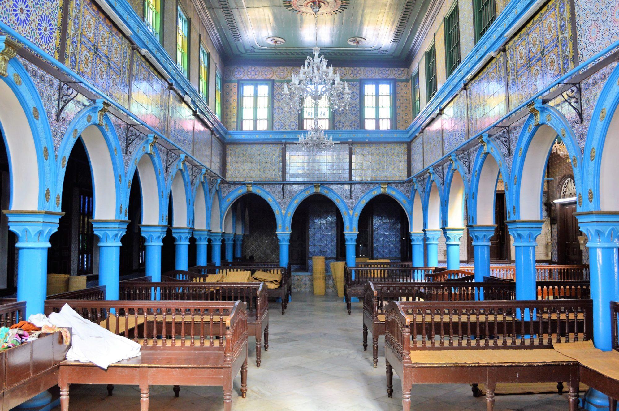 ghriba synagogue tunisie