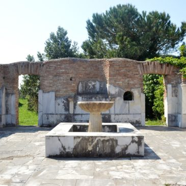 Ostia Antica, les vestiges du grand port de la Rome antique