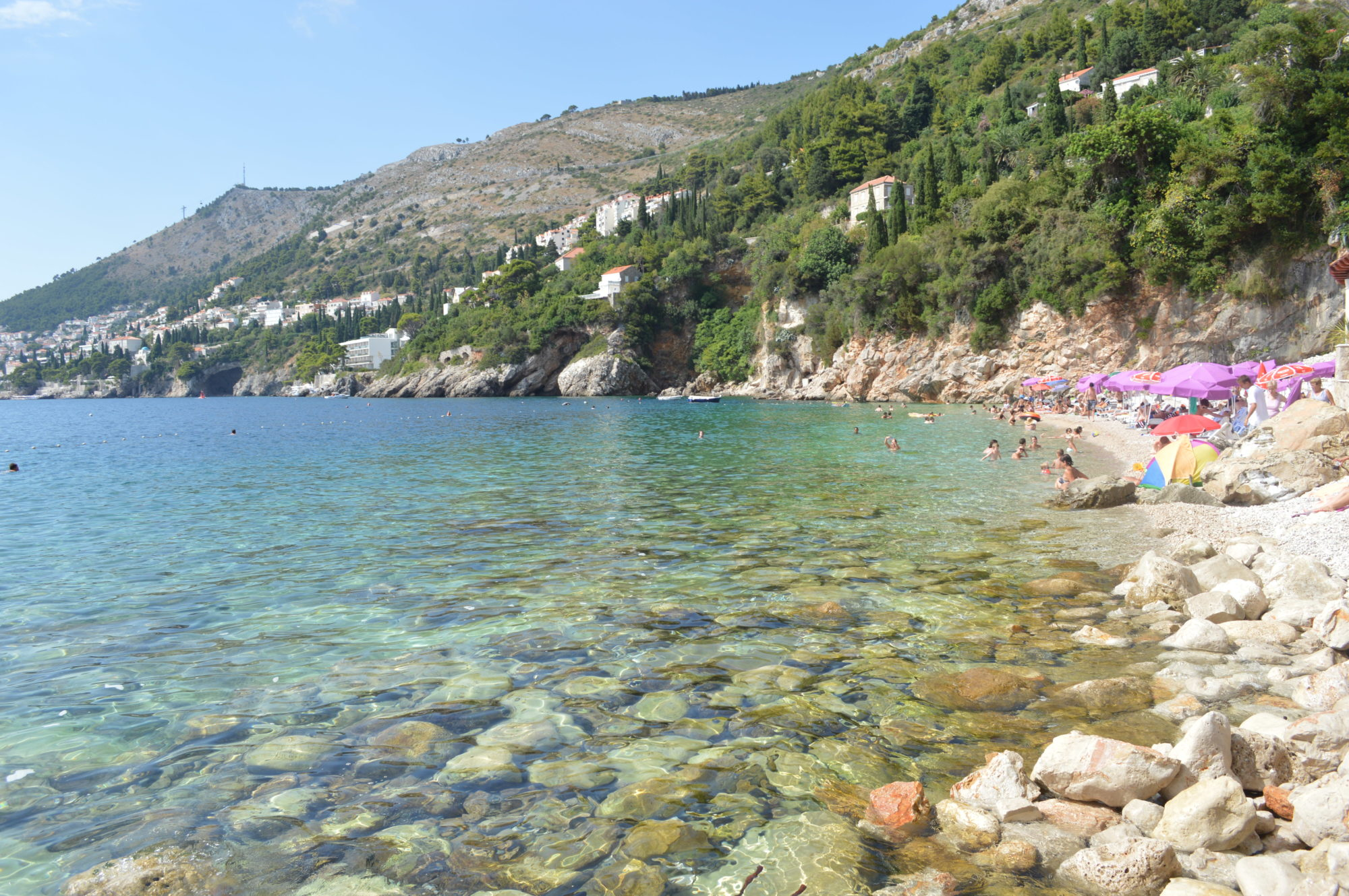 dubrovnik-beach