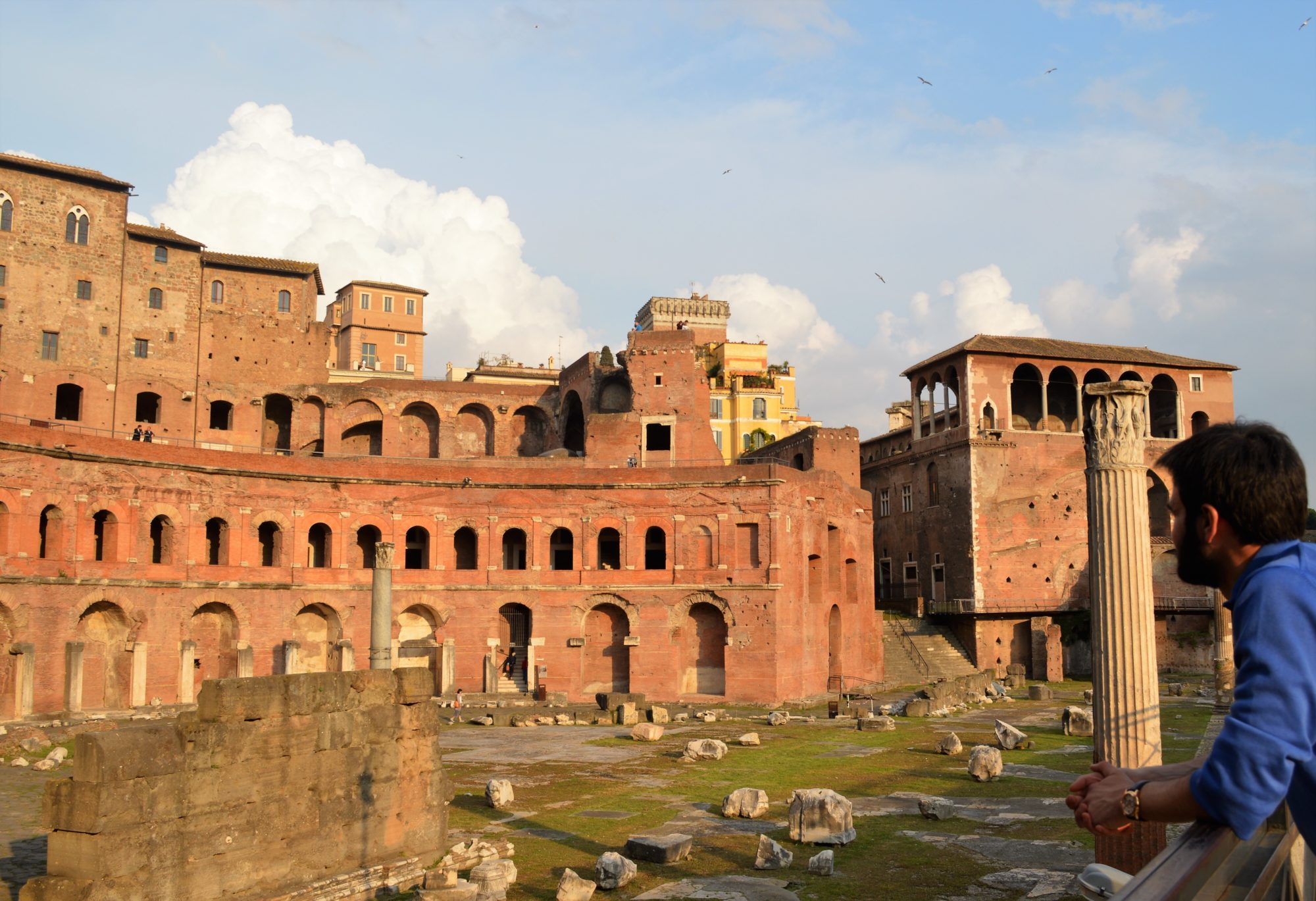 roman-trajan-market
