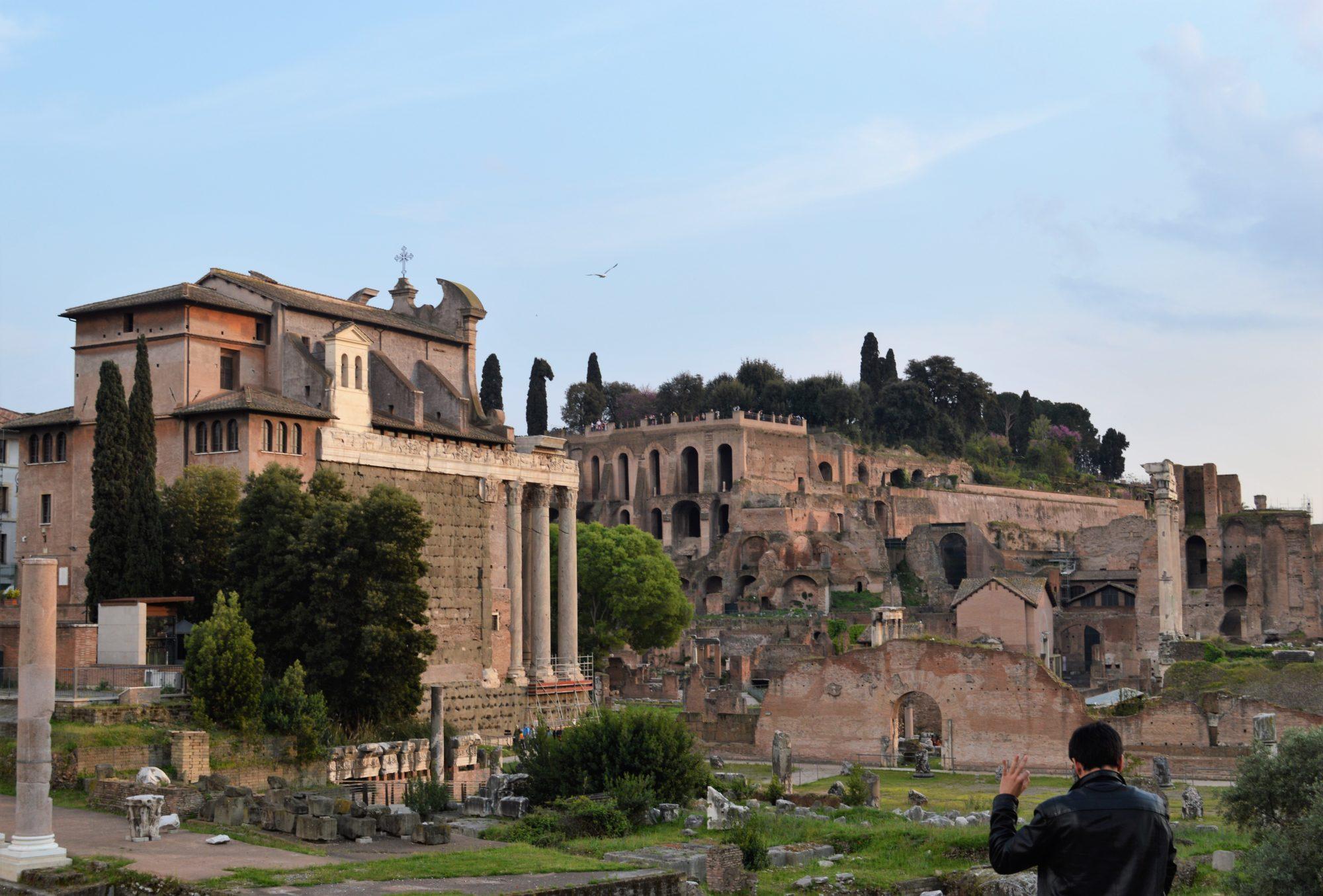 rome-forum-palatin-palatino