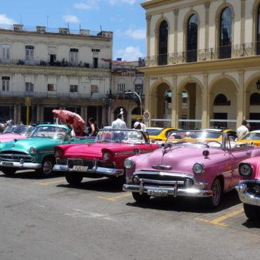 La Havane, une ville du passé tournée vers le futur