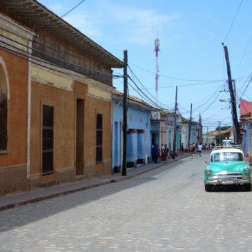 Trinidad, la belle endormie de Cuba