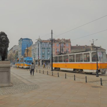 Bulgarie : découverte de la capitale Sofia