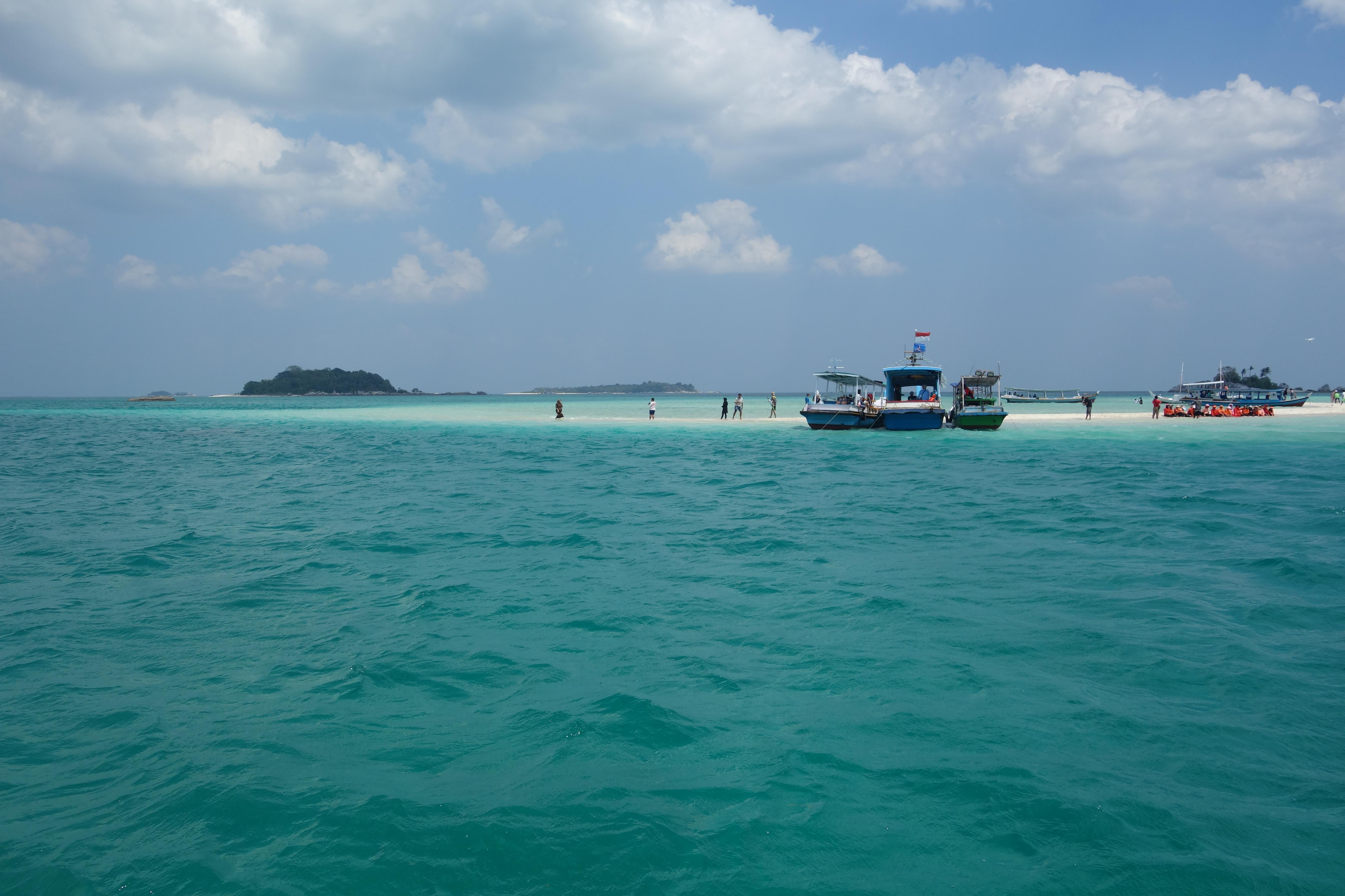 belitung-sea