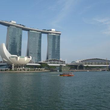 Singapour : bref historique et conseils pour un séjour réussi
