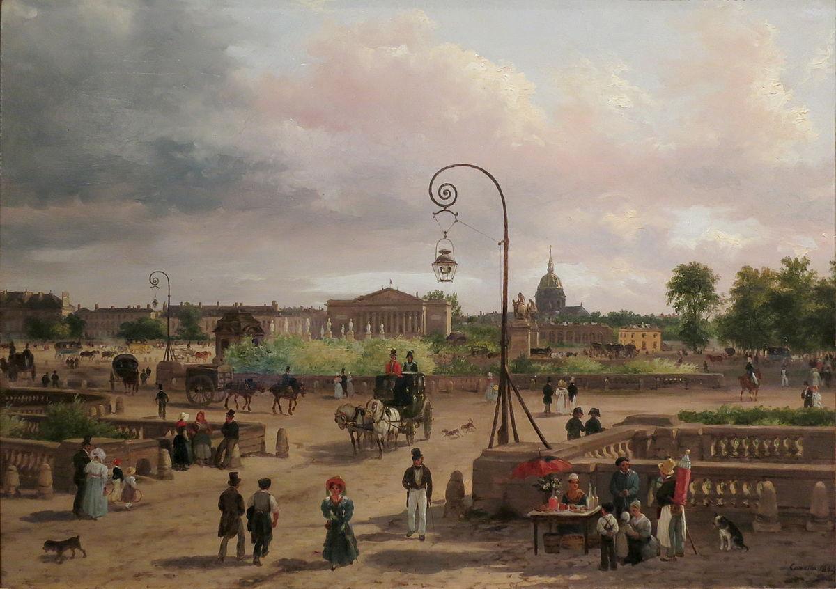 place-louis-xvi-canella-1829