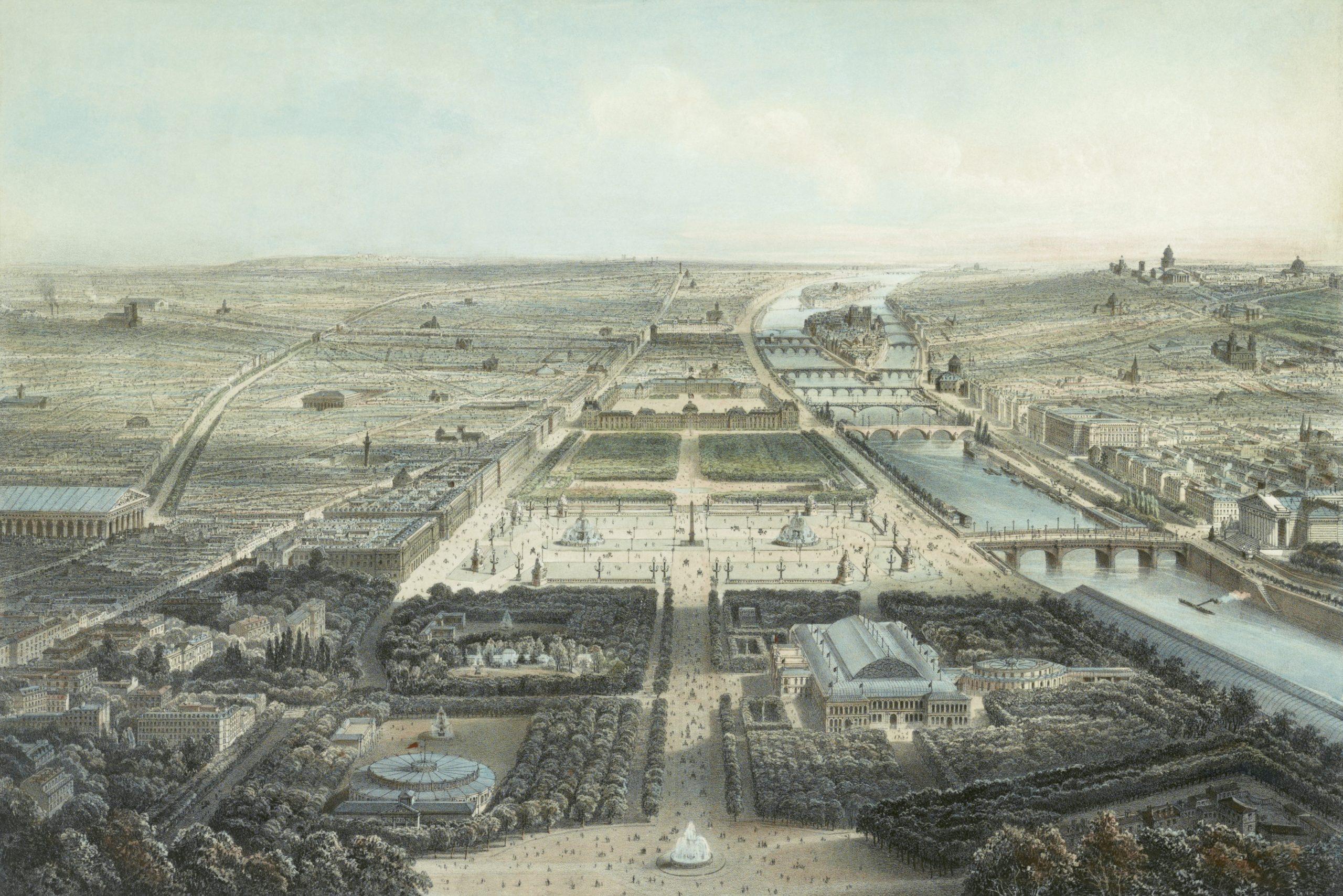 enfilade-paris-fichot-1855