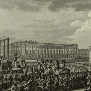Découvrir le Paris de la Révolution à pied (partie 3)